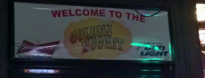 The Golden Nugget is one of Bars & Hot Spots.
