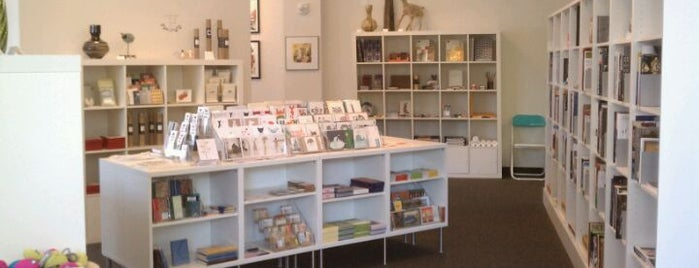 Ackland Museum Store is one of Chapel Hill Localista Favorites.