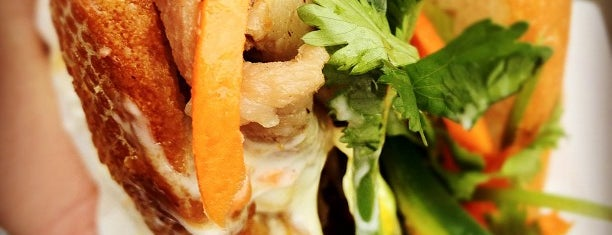 Saigon Sandwich is one of Western Wishlist.