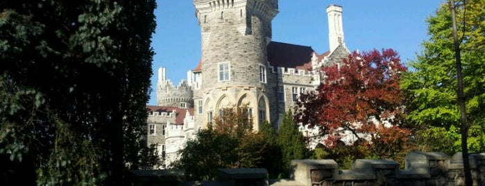Casa Loma is one of Best of World Edition part 1.
