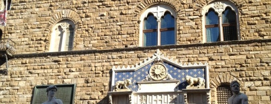 Palazzo Vecchio is one of Museus.