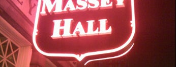 Massey Hall is one of Songsa.