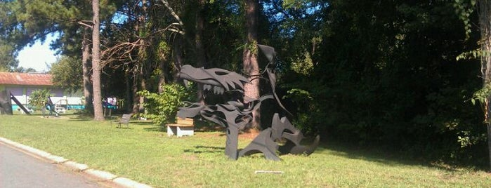Railroad Square Art Park is one of Tallahassee, FL #visitUS #tallahassee.