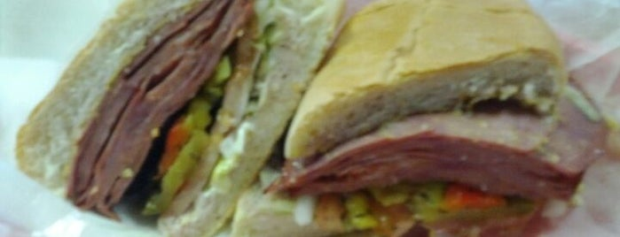 Hogan's Great Sandwiches is one of Gainesville Restaurants.