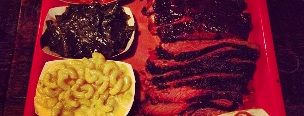 Mable's Smokehouse & Banquet Hall is one of NY.