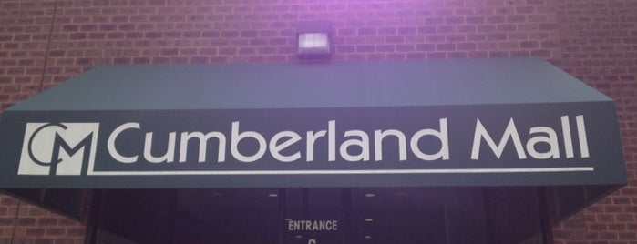 Cumberland Mall is one of New Jersey Shopping Malls.