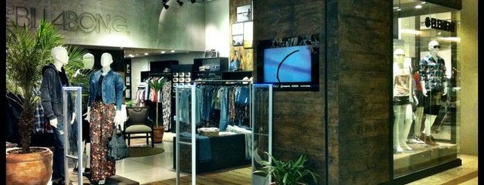 Billabong Store is one of Goiânia Shopping.