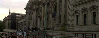Museo Metropolitano de Arte is one of David's New York favourites.