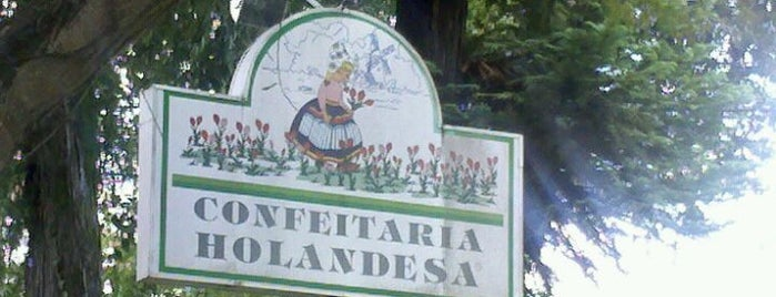 Confeitaria Holandesa is one of Top of Duca.