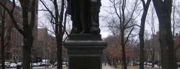John Glover Statue is one of IWalked Boston's Public Art (Self-guided Tour).