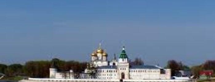 Кострома is one of Yulia 🐾 : понравившиеся места.