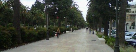Paseo del Parque is one of Málaga #4sqCities.