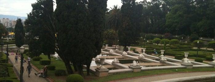 Parque da Independência is one of Programa A2 ;).