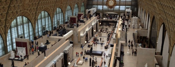 Museu de Orsay is one of Museus.