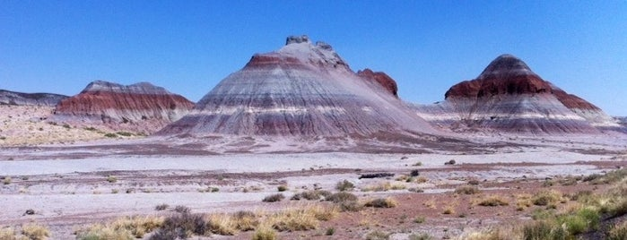 Painted Desert is one of Arizona.