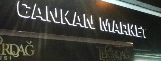 Cankan Market is one of Kıbrıs.
