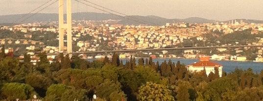 Summit Bar & Terrace is one of İstanbul'da Anneler Günü Brunch Mekanları 2012.