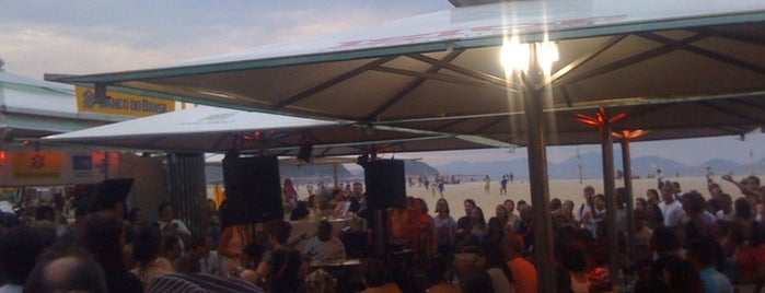 Bar & Champanheria Copacabana is one of Drinking.