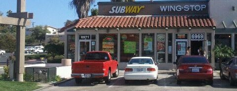 SUBWAY is one of Lugares favoritos de Rex.