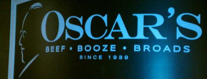 Oscar's Steakhouse is one of Restaurants on the Strip..