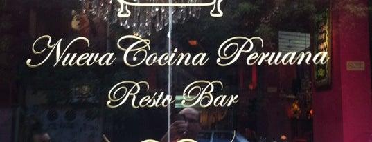Bardot - Nueva Cocina Peruana is one of To Drink.