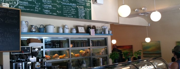 Amandine Patisserie Cafe Brentwood is one of #myhints4LosAngeles.