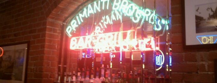 Primanti Bros. is one of Lidia's Italy in America.