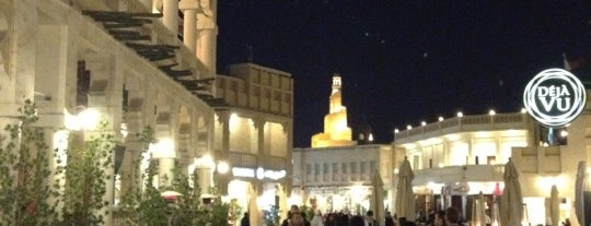 Souq Waqif is one of Doha #4sqCities.