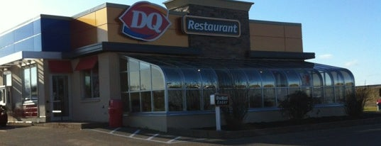 Dairy Queen is one of Tips List.