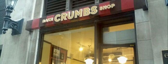 Crumbs Bake Shop is one of Cupcake Bakeries.