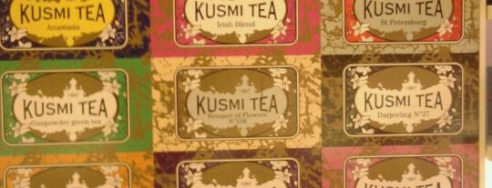 Kusmi Tea is one of Tea.