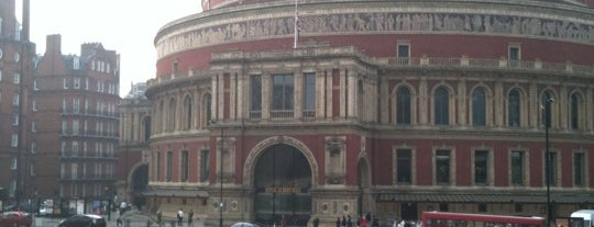 Royal Albert Hall is one of London: To-Go.