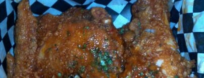 Bayou Hot Wings is one of To do in NOLA.