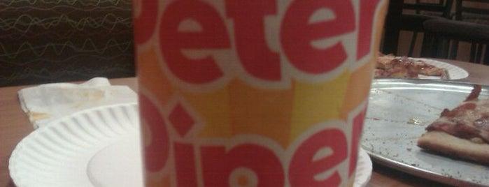 Peter Piper Pizza is one of Orte, die Ryan gefallen.