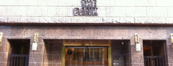 The Bank is one of Monuments ❌❌❌.