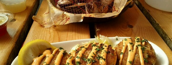 The Barking Crab is one of Top picks for Seafood Restaurants.