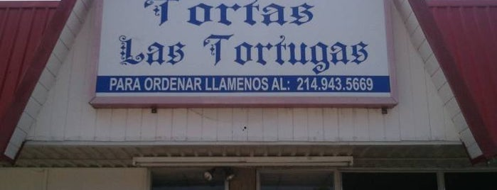 Tortas Las Tortugas is one of Dallas.