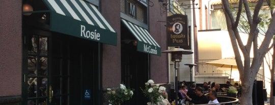 Rosie McCann's Irish Pub & Restaurant is one of Bars.