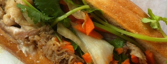Saigon Sandwich is one of I did it in 2020.