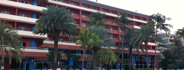 Hotel Punta Palma is one of My Hotels.