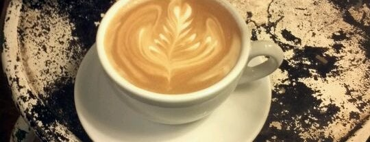 Pavement Coffeehouse is one of Boston's Best Coffee - 2012.