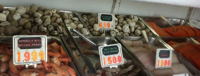 Barnacle Bill's Seafood Market is one of Rachel'in Kaydettiği Mekanlar.