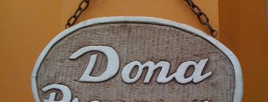 Dona Prazeres is one of Lieux qui ont plu à Sanseverini.