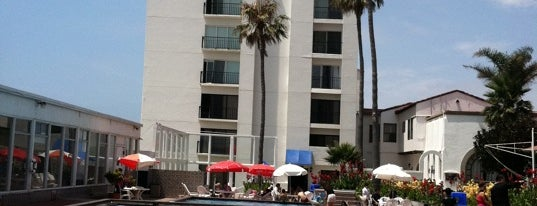 Rosarito Beach Hotel is one of Alicia's Top 200 Places Conquered & <3.