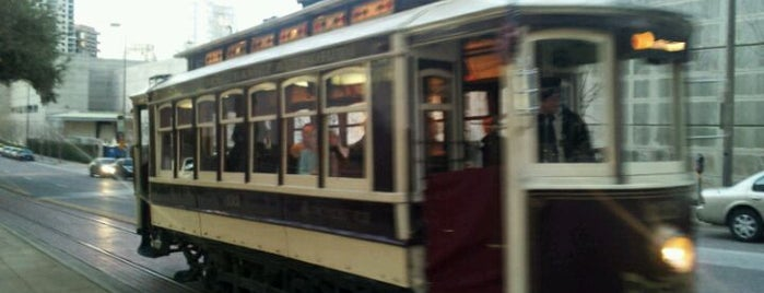 M-Line Trolley - Ross & St. Paul is one of * Gr8 Museums, Entertainment & Attractions—DFdub.