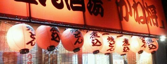 焼きとん酒場 かね将 is one of 旨い焼鳥もつ焼きホルモン焼き2.