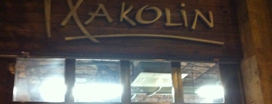 Txakolin is one of Tapeo en Barcelona.