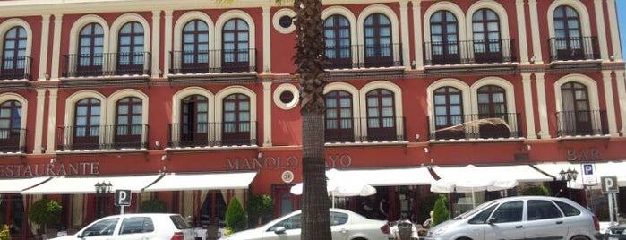 Casa Restaurante Manolo Mayo is one of Lugares favoritos de Ana.