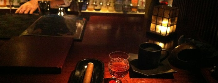 Bar 足袋 is one of Japan.