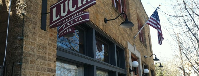 Lucia is one of Dallas Food Adventures to Explore.